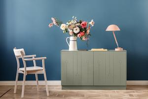 Как изменить стандартную мебель от IKEA с помощью краски, ручек и фасадов