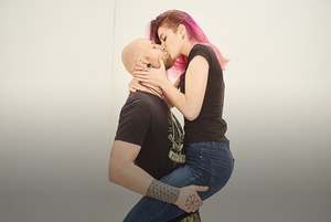 «Нестандарт»: Гомосексуальная, межрасовая и другие влюбленные пары в нашем проекте