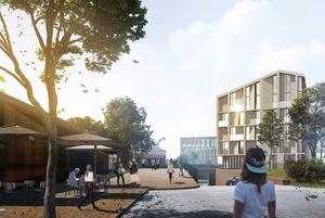 Что московский архитектор предлагает «А–100» построить в центре Минска