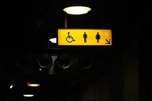 Самый популярный туалет в Минске: Где в метро найти уборную