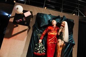 Как одеты гости пижамной вечеринки по случаю дня рождения ресторатора Вадима Прокопьева