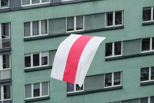 «Позвонили из КГБ»: Спасатель рассказал, почему МЧС снимает БЧБ-флаги, хоть и не хочет