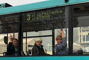 «Способ надежный, но бесполезный»: Как уехать домой после митинга, когда транспорт ходит с перебоями