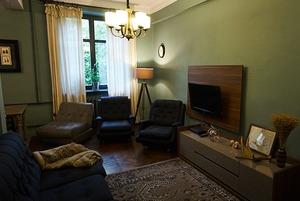 Я живу в квартире советских ученых на Победы