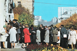«Очередь на пять этажей за сапогами»: Как минчане доставали дефицитные вещи в 70-80-х годах