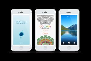 Спасите ваши души: 10 мобильных приложений для вашего спокойствия