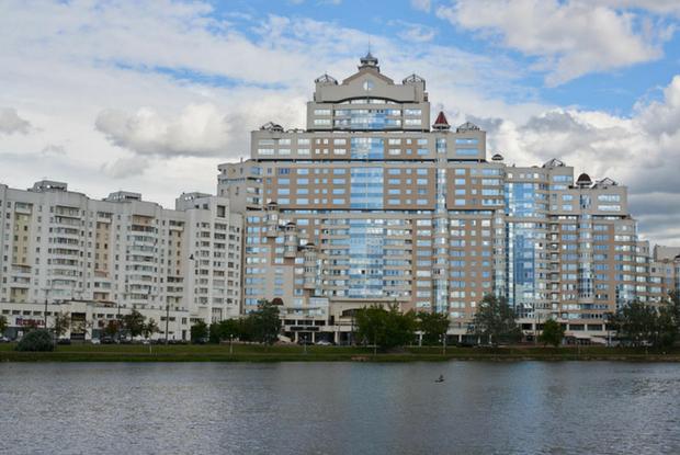 «Это откровенный архитектурный ляп»: Я живу в «доме Чижа»