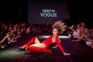 Как выглядели участники вог-бала Deep in Vogue в Минске