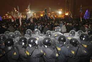 «ОМОНовцы смеялись»: Беларусы вспоминают, как боролись за свободу на Плошчы-2010