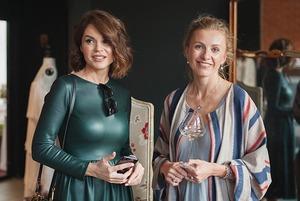 Как одеты гости презентации новой коллекции Лены Цокаленко: Женственно и стильно