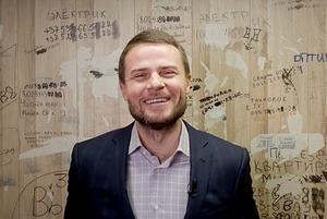 «Беларуские рестораторы очень жадные»: Быстрое интервью в лифте с Алексеем Садовым