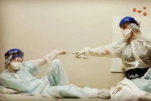 20 красивых беларуских врачей, которые прямо сейчас борются с коронавирусом и ведут Instagram