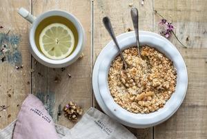 Как сделать действительно вкусную овсянку: Лайфхаки от повара