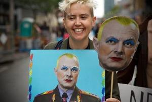 «Пацаны, ён дзіравы»: Реакция беларусов на интервью Шуневича про «дырявых» и «фри-копов»