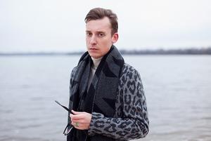 Захар Шлимаков, 32, дизайнер