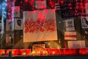 Что сейчас происходит на «Площади перемен», где вчера до смерти избили Романа Бондаренко