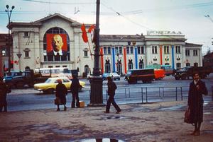 Как выглядел Минск без Лукашенко
