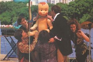 Как одевались минчане, выходя «в город» 40 лет назад