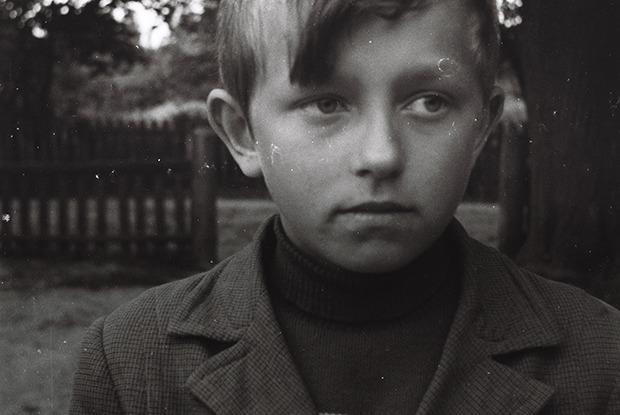 Беларуский мальчик, который делал селфи еще 45 лет назад: И что с ним сейчас