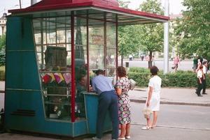 Очень модно: как выглядели минские киоски 70 и 20 лет назад