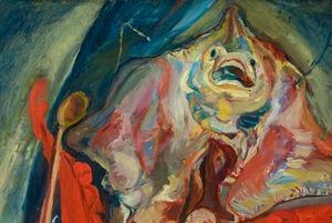 Алкаголь, чырвоны колер і бычыныя тушы: Што трэба ведаць пра творчасць Хаіма Суціна