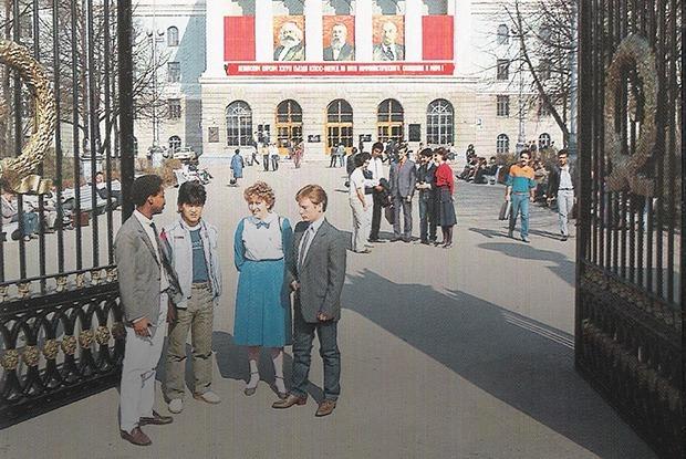 Минчане на улицах полвека назад: Как изменился стиль одежды
