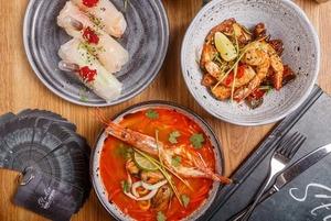 Что есть на последнем гастрофесте в этом году —  20 сетов по 28 рублей на Gastrofest.Seafood