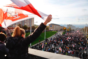 «Одноногий ОМОНовец»: 5 самых ярких, смешных и страшных моментов с сегодняшнего партизанского Марша