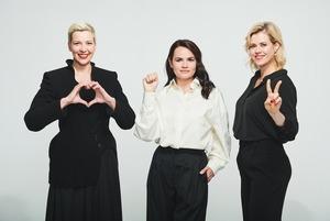 «Власть боится женщин»: Феминистка и психолог о том, почему все полюбили трио из Объединенного штаба