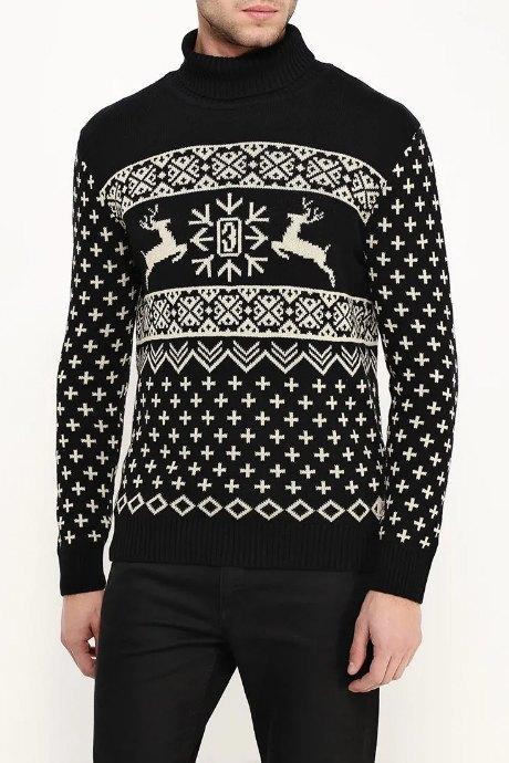 79156d24e9df2 18 праздничных свитеров с оленями (и не только), в которых не стыдно ...